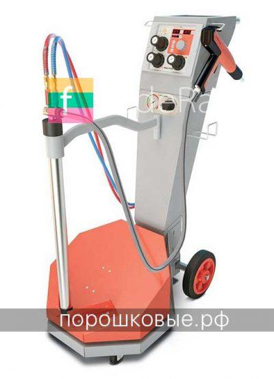 Ручная система порошкового напыления Electron E-Coat PRO Series, Федерал Россия, порошковые