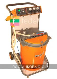 Ручная система порошкового напыления Electron KM-100