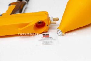 Порошковый пистолет распылитель Тесла Профи 2