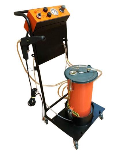 Установки порошковой покраски СТАРТ-50-вибро-3 с баком 8 л
