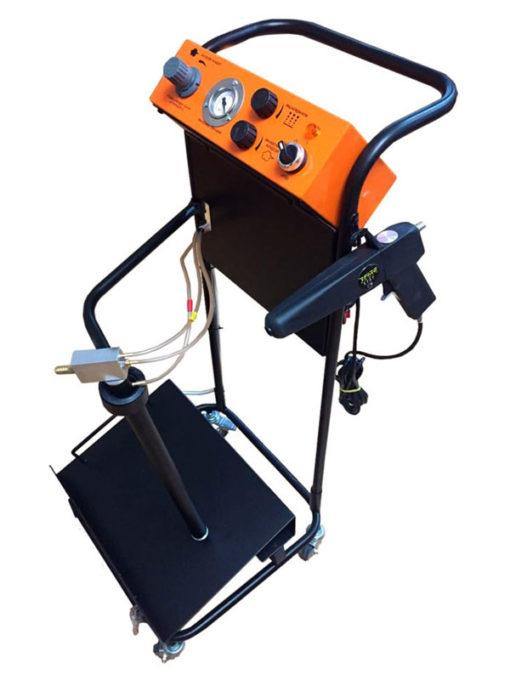 Установки порошковой покраски СТАРТ-50-вибро-3 (величина заряда-100кВ)