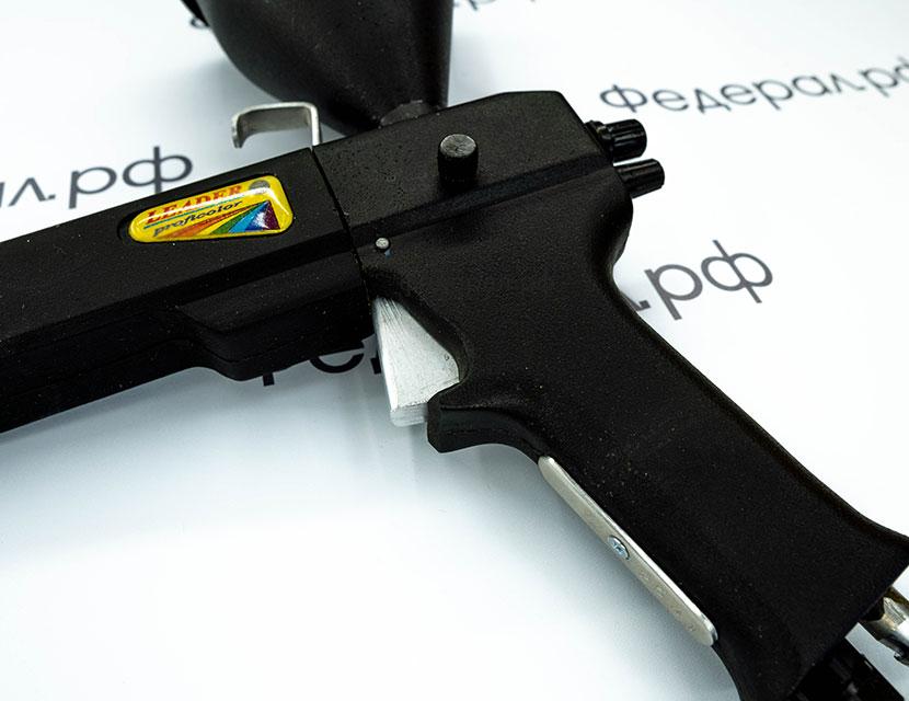 Порошковый-пистолет-распылитель-Лидер