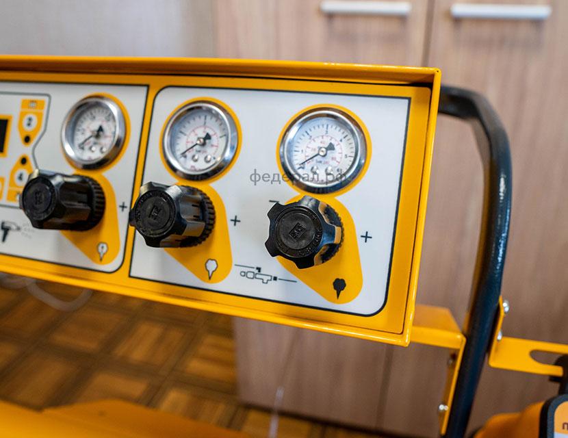 Установка-для-нанесения-порошковой-краски-ТП-400