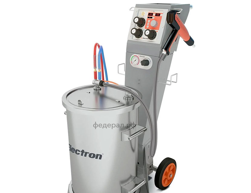 Установка-для-порошковой-покраски-Electron-Pro-Series